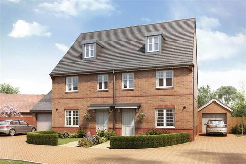 4 bedroom semi-detached house for sale - The Easton G- Plot 124 at Whitmore Park at Kingswood Heath, Taylor Wimpey Sales Office , Whitmore Park at Kingswood Heath , Whitmore Drive Off Via Urbis Romanae CO4