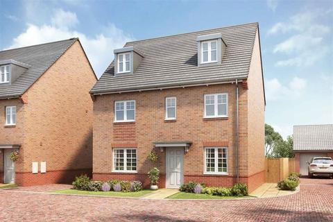 5 bedroom detached house for sale - The Stanton - Plot 137 at Whitmore Park at Kingswood Heath, Taylor Wimpey Sales Office , Whitmore Park at Kingswood Heath , Whitmore Drive Off Via Urbis Romanae CO4