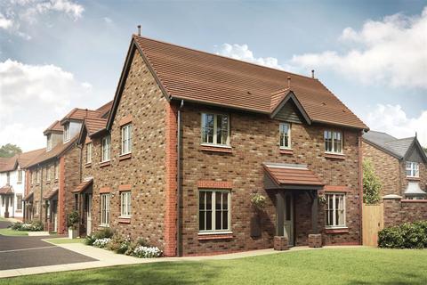 3 bedroom semi-detached house for sale - The Milldale Plot 113 at Heathfield Farm, Dean Row Road SK9