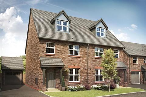 4 bedroom semi-detached house for sale - The Easton Plot 116 at Heathfield Farm, Dean Row Road SK9