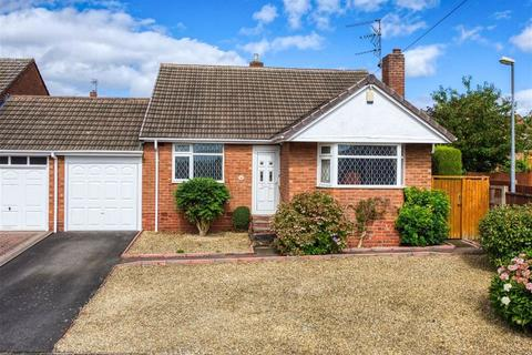 2 bedroom detached bungalow for sale - 14, Ounsdale Crescent, Wombourne, Wolverhampton, South Staffordshire, WV5
