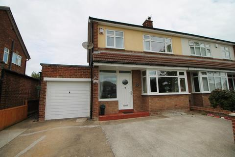 3 bedroom semi-detached house for sale - Marrick Road, Stockton-On-Tees