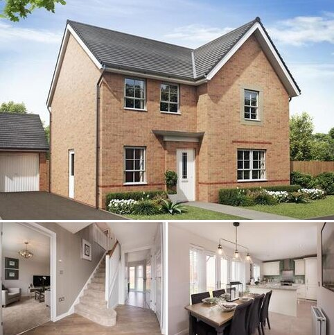 4 bedroom detached house for sale - Plot 150, Radleigh at North Gosforth Park, Rydal Terrace, North Gosforth, NEWCASTLE UPON TYNE NE13