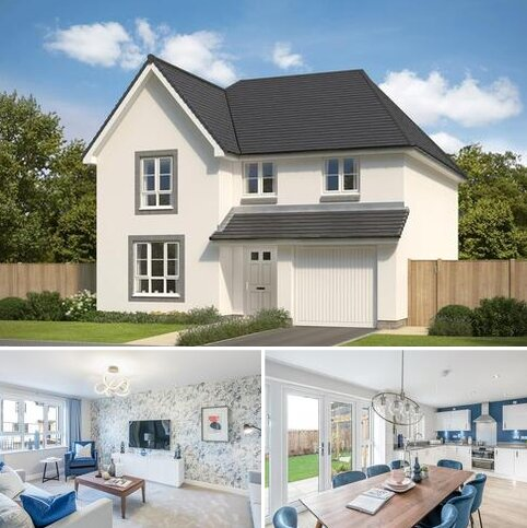 4 bedroom detached house for sale - Plot 209, Cullen at Barratt at Culloden West, 1 Appin Drive, Culloden IV2