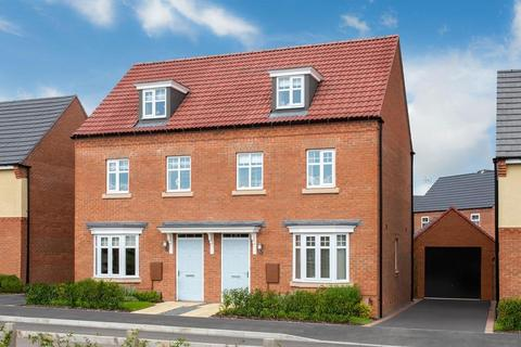 3 bedroom semi-detached house for sale - Plot 95, Kennett at Berry Hill, Lindhurst Lane, Mansfield, MANSFIELD NG18