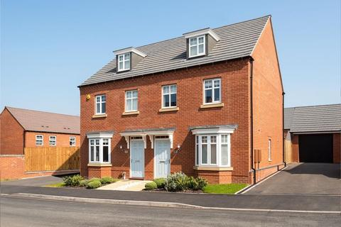 3 bedroom end of terrace house for sale - Plot 96, Kennett at Berry Hill, Lindhurst Lane, Mansfield, MANSFIELD NG18