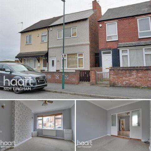 3 bedroom semi-detached house to rent - Edginton Street, NG3
