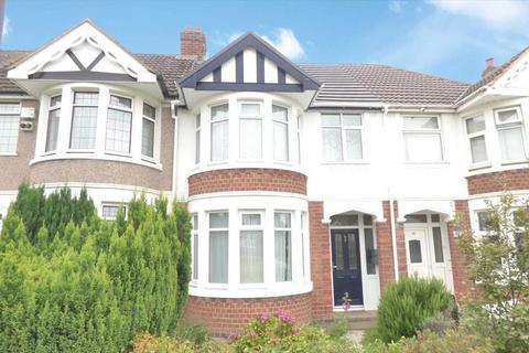 3 bedroom terraced house for sale - Overslade Crescent, Conventry, Conventry