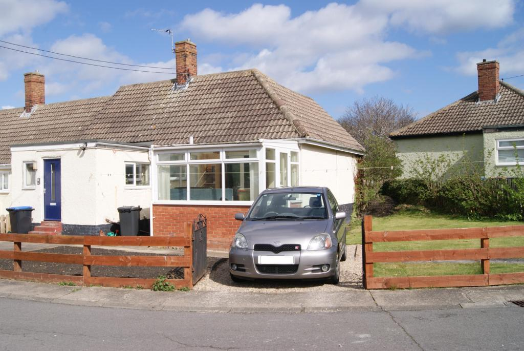 2 Bedrooms Bungalow for sale in Trent Crescent, Great Lumley, DH3