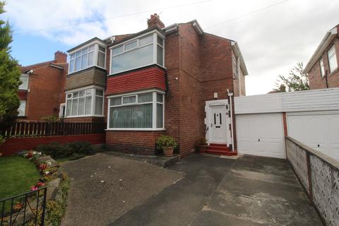 3 bedroom semi-detached house for sale - Brancepeth Avenue, grainger park, Newcastle upon Tyne, Tyne and Wear, NE4 8EA