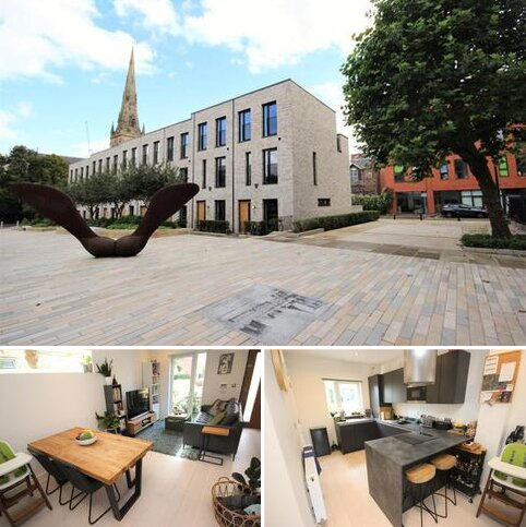 3 bedroom townhouse for sale - Timekeepers Square, St Philips Square Salford M3