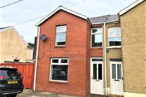 3 bedroom semi-detached house for sale - Coronation Terrace, Nantyffyllon, Maesteg, Bridgend. CF34 0EP