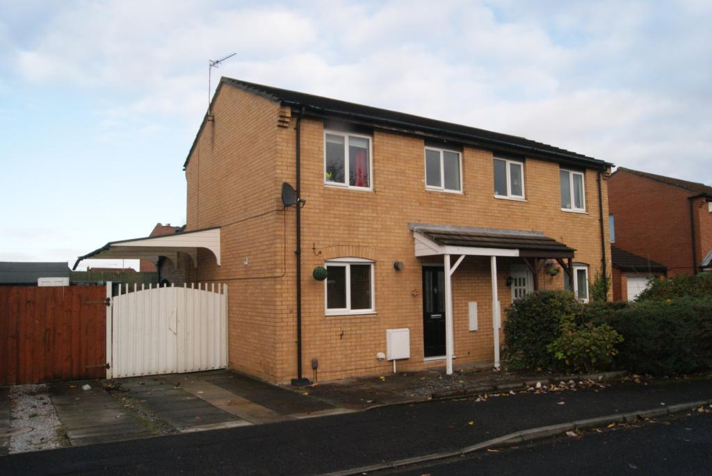 2 Bedrooms Semi Detached House for sale in North Park, Billingham, TS23