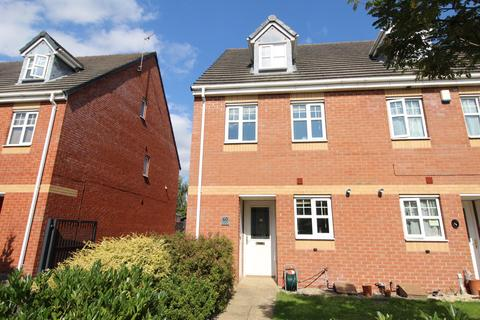 3 bedroom semi-detached house for sale - Springfield Road Rugeley WS15 2NH