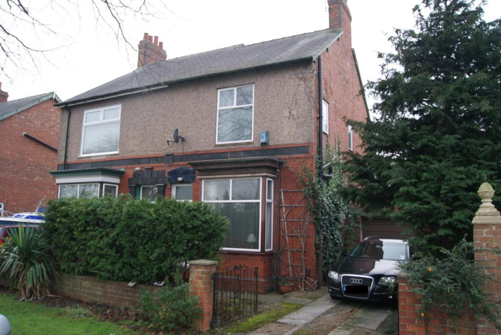 2 Bedrooms Semi Detached House for sale in Harrowgate Village, Darlington, DL1