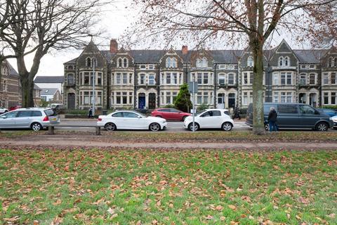 1 bedroom ground floor flat to rent - Ninian Road, , Cardiff