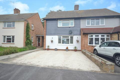 3 bedroom semi-detached house for sale - Long Brandocks, Writtle, Chelmsford, Essex, CM1
