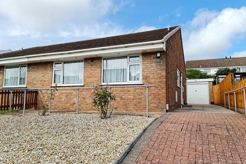2 bedroom semi-detached bungalow for sale - Crud-yr-awel, Gorseinon, Swansea, City And County of Swansea.