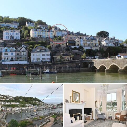 3 bedroom semi-detached house for sale - Sunnyside, West Road, West Looe, Looe PL13