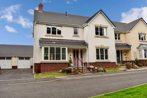4 bedroom detached house for sale - Clos Yr Eryr, Coity, Bridgend . CF35 6HE