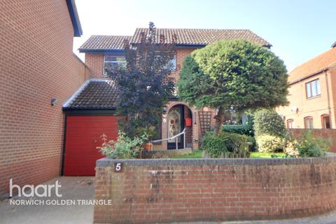 3 bedroom link detached house for sale - Cotterall Court, Norwich, NR5 - Close to UEA