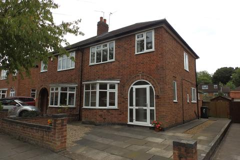 3 bedroom semi-detached house to rent - Stockwell Road, Knighton, Leicester LE2