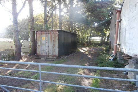 Storage to rent - Kieve Mill Farm Workshops, Camborne, Cornwall, TR14