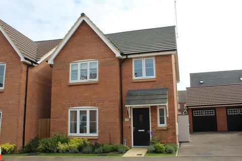 4 bedroom detached house for sale - Mulbridge Way, Moulton, Northampton NN3 7DZ