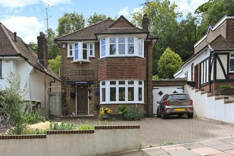 3 bedroom detached house for sale - Dene Vale, Brighton, East Sussex, BN1