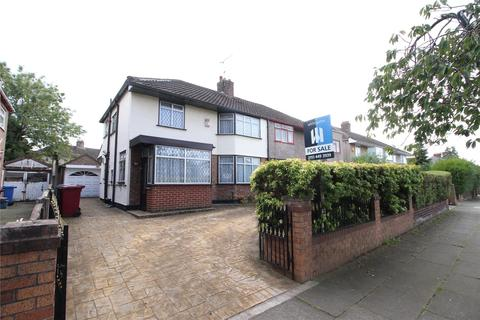 3 bedroom semi-detached house for sale - Tarbock Road, Huyton, Liverpool, Merseyside, L36