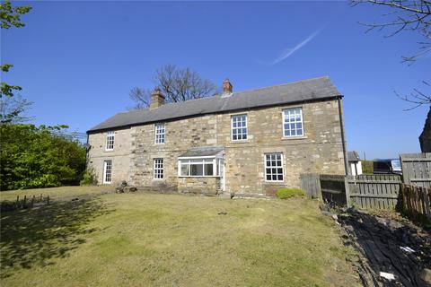 4 bedroom detached house to rent - Newton Park, Mitford, Morpeth, Northumberland, NE61