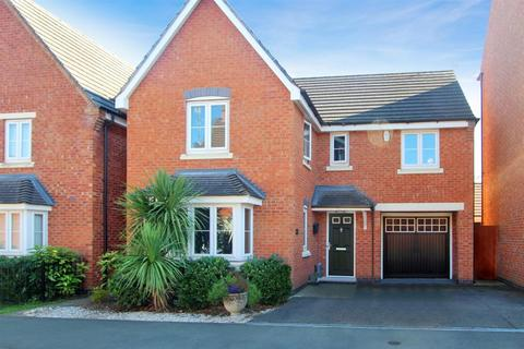 4 bedroom detached house for sale - Pitchcombe Close, Redditch, B98 7HS