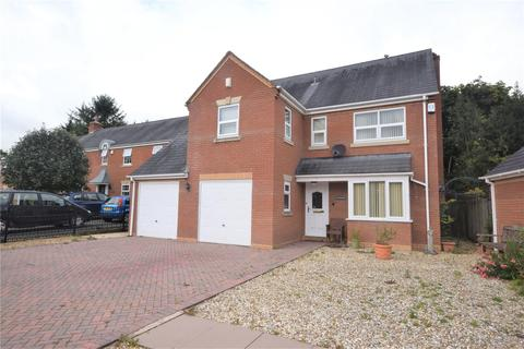 4 bedroom detached house for sale - Willans Drive, Kerry, Newtown, Powys, SY16