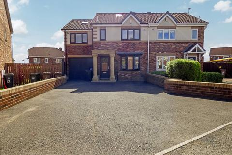 3 bedroom semi-detached house for sale - Watch House Close, North Shields, Tyne and Wear, NE29 6YL