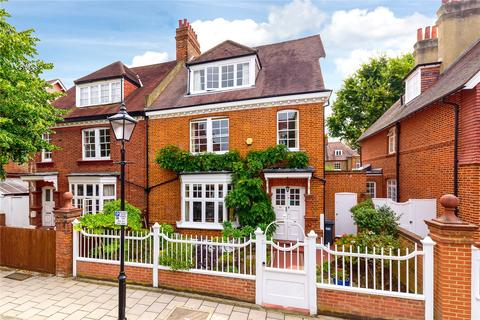 6 bedroom semi-detached house for sale - Priory Avenue, Bedford Park, Chiswick, London, W4