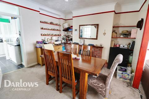 4 bedroom end of terrace house for sale - Standard Street, Caerphilly