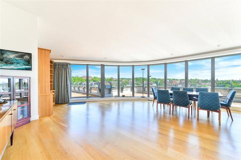 2 bedroom penthouse to rent - Alfred Court, 53 Fortune Green Road, London, NW6