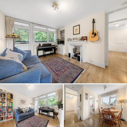 2 bedroom flat for sale - Watford Close, SW11 4QS
