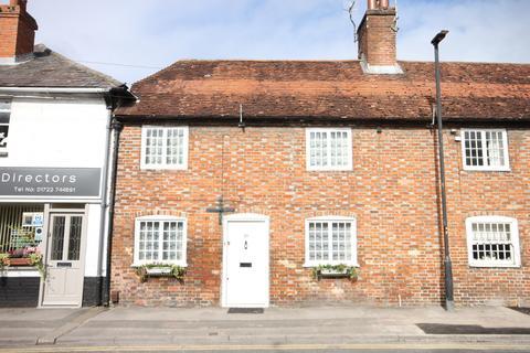 3 bedroom cottage for sale - SOUTH STREET, WILTON, SALISBURY, WILTSHIRE, SP2 0JS