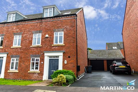 3 bedroom semi-detached house for sale - George Dixon Road, Edgbaston, B17