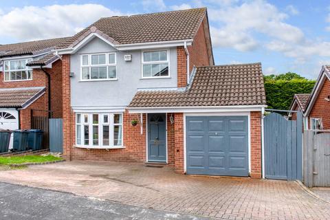3 bedroom detached house for sale - Varlins Way, Kings Norton , Birmingham, B38 9UX