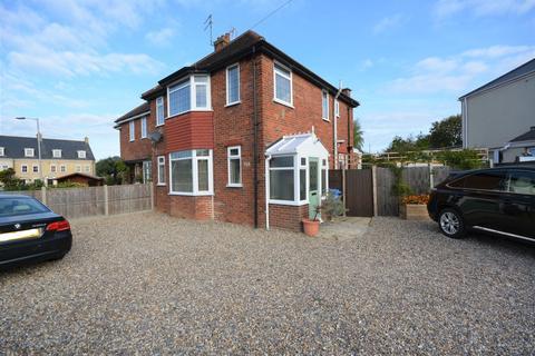 4 bedroom semi-detached house for sale - Normanston Drive, Lowestoft