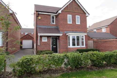 3 bedroom detached house - Kingfisher Way, Cheswick Green