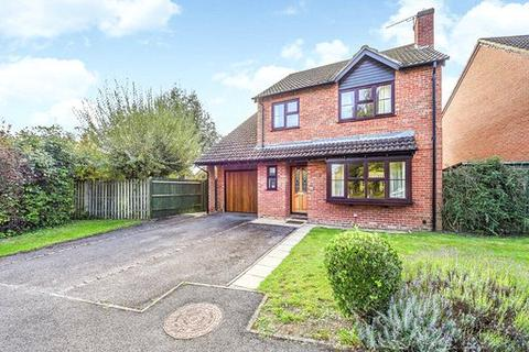 4 bedroom detached house for sale - Tarragon Way, Burghfield Common, Reading, RG7