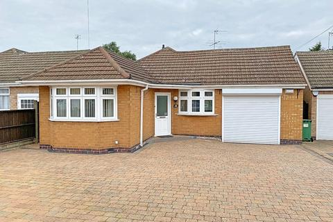 3 bedroom detached bungalow for sale - Thirlmere Road, Wigston