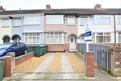 3 bedroom terraced house for sale - Tennyson Road, Coventry