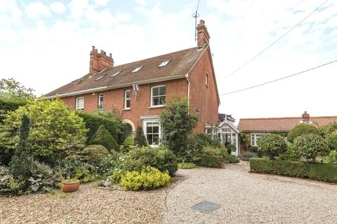 4 bedroom semi-detached house for sale - The Street, Foxearth, Sudbury, Suffolk, CO10