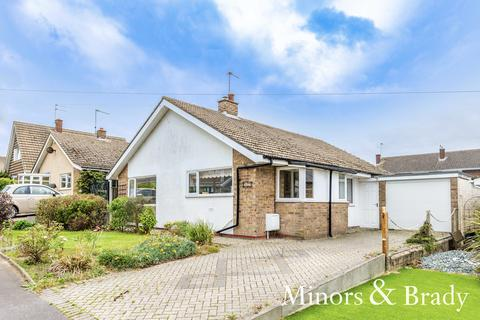 3 bedroom detached bungalow for sale - Paston Drive, Caister-on-sea