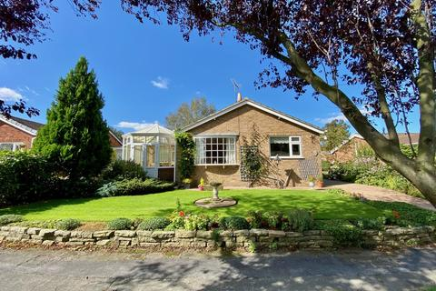 3 bedroom detached bungalow for sale - Hall Close, Nafferton