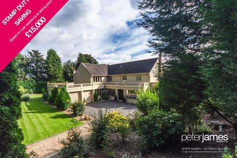4 bedroom detached house for sale - Elmsdale, Wightwick